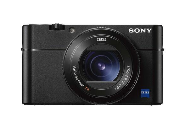 מצלמת סטילס 20.1 מגה פיקסלים עם תקשורת WIFI סוני | דגם DSC-RX100M5 , , large image number null