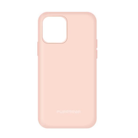 כיסוי לסמארטפון softek iphone 12 pro max Pure-gear_ורוד, , large image number null