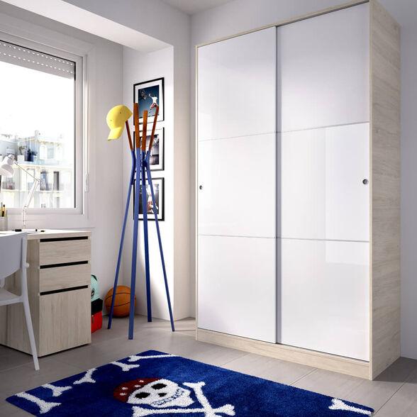 """ארון הזזה 120 ס""""מ 2 דלתות תוצרת ספרד HOME DECOR דגם סלייד , , large image number null"""