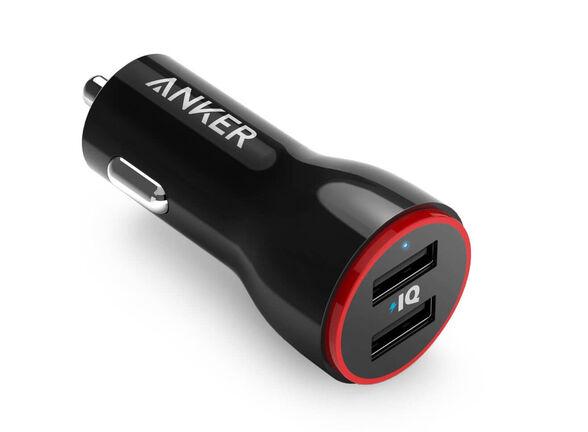 מטען רכב Anker PowerDrive 24W 2 Port, , large image number null