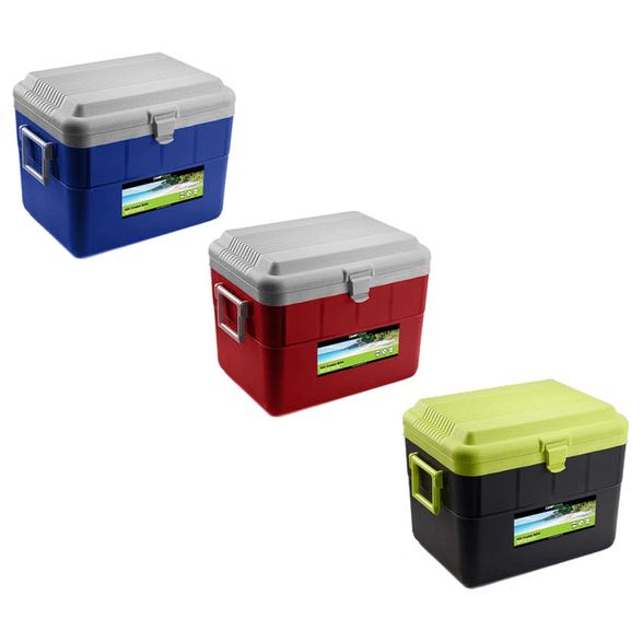 צידנית משפחתית בנפח ענק 42 ליטר מסדרת Cooler Box במגוון צבעים לבחירה, , large image number null