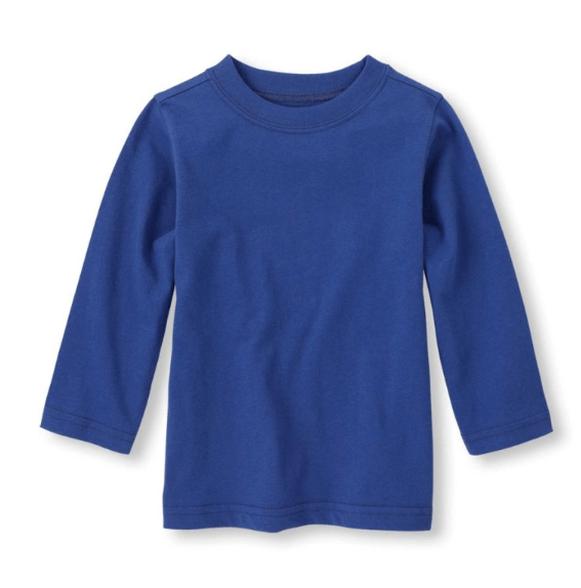 חולצה שרוול ארוך מבית The Children's Place במגוון מידות לבחירה, , large image number null