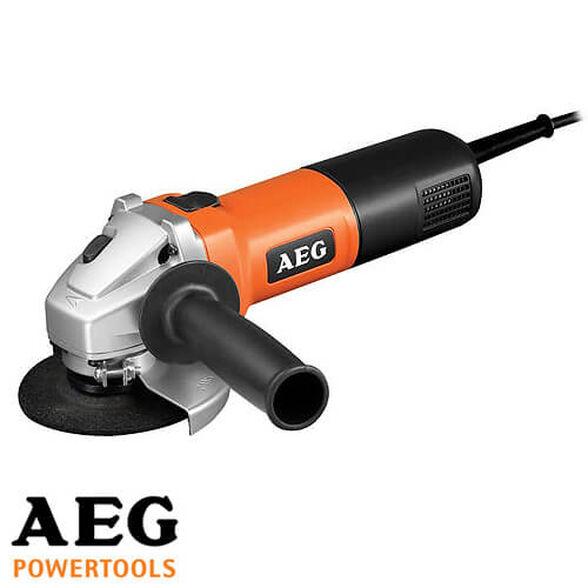 משחזת זווית AEG דגם WS 6-115 עוצמה של 720 וואט עם מערכת קירור אוויר , , large image number null