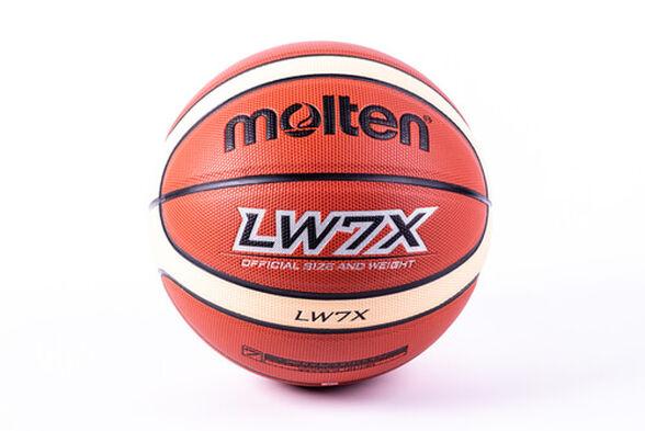 כדורסל מולטן MOLTEN LW7X עור סינטטי מידה 7, , large image number null