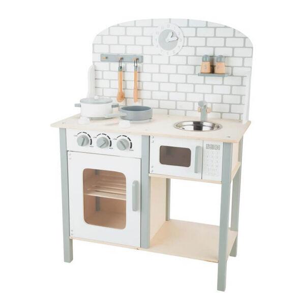 מטבח עץ מפואר כולל אביזרים נלווים מבית S-free, , large image number null