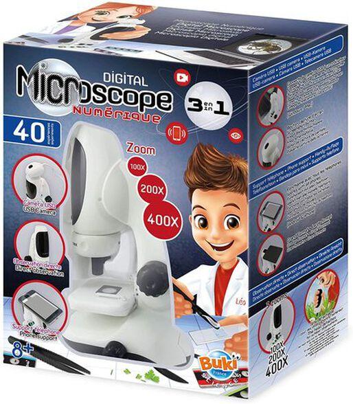 מיקרוסקופ דיגיטאלי 3 ב 1 עם זום 400X ותאורה, , large image number null