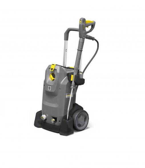 מכונת שטיפה בלחץ גבוה מים קרים מיועד לשימוש תעשייתי יומי, לחץ עבודה עד 225 בר חד פאזית  , , large image number null