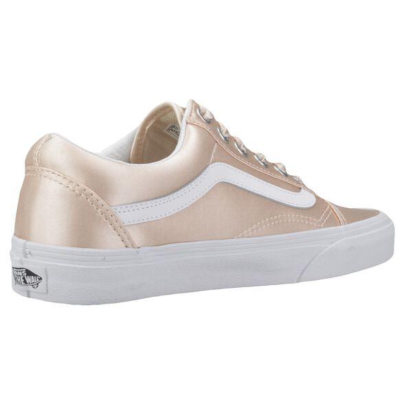 נעלי ואנס אולד סקול סאטן לנשים VA38G1R1G, , large image number null