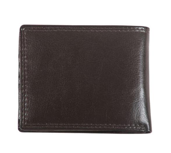דייטון ארנק לגבר 3 כנפיים עור איטלקי כיס למטבעות, כיס אחורי לשטרות,תאים לכרטיסי אשראי, , large image number null