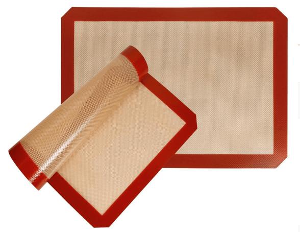 משטח אפייה מקצועי מסיליקון קל לניקוי, , large image number null