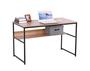 שולחן עבודה מעוצב כולל מדף תחתון מבית TAKE IT
