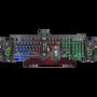 ערכת גיימינג 6IN1 מקצועית הכוללת עכבר DPI6400, מקלדת, אוזניות ורמקולים דגם CMV-418 מבית MARVO