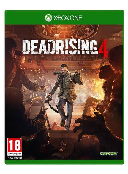 משחק Dead Rising 4 לקונסולת Xbox One, , large image number null