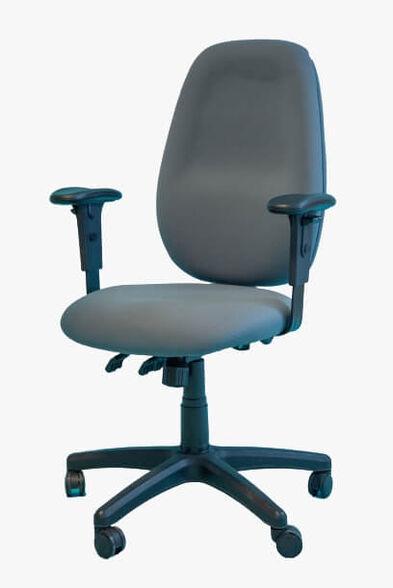 כסא משרדי ארגונומי 3 דוושות לישיבה ממושכת דגם שקד  מבית גרפיטי, , large image number null