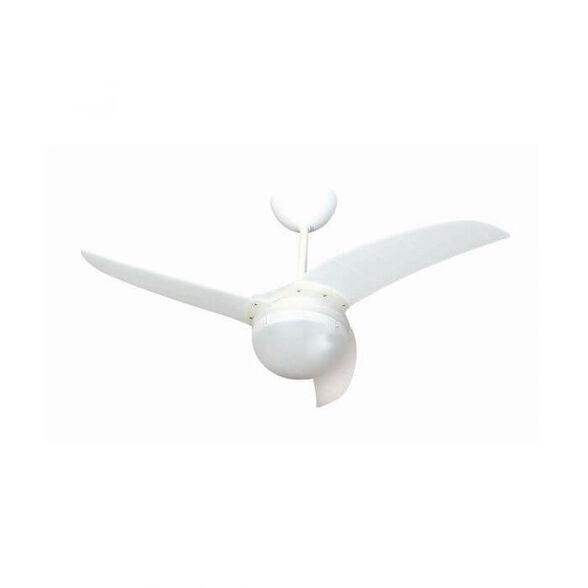 """מאוורר תקרה """"BRAZILED 48 עיצוב מודרני מנוע עוצמתי ושקט 3 מהירויות אפשריות לבחירה כולל שלט , , large image number null"""