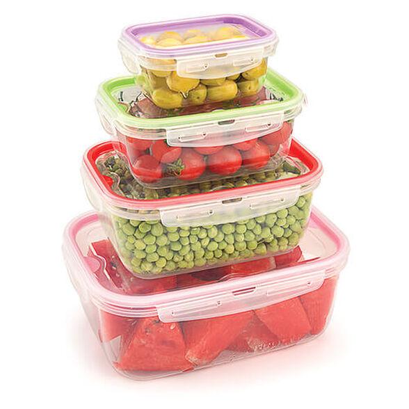 קופסאות לאחסון מזון במגוון מארזים מפוארים Sector | לבחירה- 4 יח'/ 5 יח' / 8 יח', , large image number null