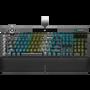מקלדת גיימינג מכנית K100 CORSAIR OPX Switch — Black