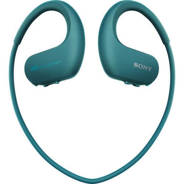 נגן MP3 ספורט מבית SONY דגם NW-WS413 בעיצוב מיוחד וקומפקטי בעל זיכרון פנימי 4GB וסוללה פנימית עוצמתית עד 12 שעות עבודה רציפה , , large image number null