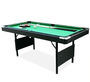 שולחן סנוקר 6 פיט מתקפל דגם 669030