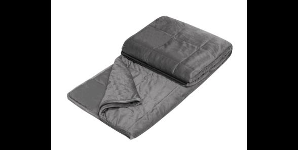 השמיכה שמשגעת את העולם!  שמיכה מחבקת השוקלת 8 קילו, מציעה דרך טבעית להרגיע את הגוף והנפש | מבית Aeroflex, , large image number null