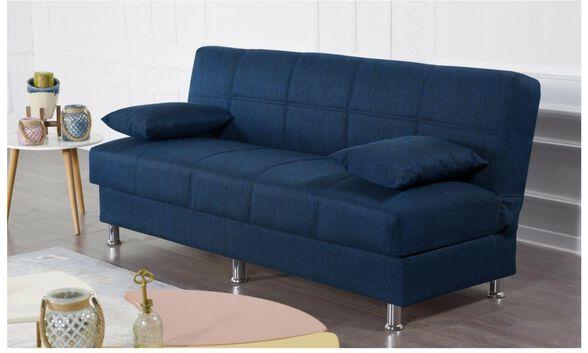 ספה נפתחת למיטה באמצעות מנגנון פתיחה דגם לונדון, , large image number null
