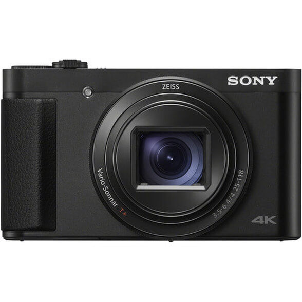 מצלמת דיגטלית סוני דגם DSC-HX99B חיישן בעל 21.1MP תקשורת WIFI + NFC זום אופטי מדהים 28X , , large image number null