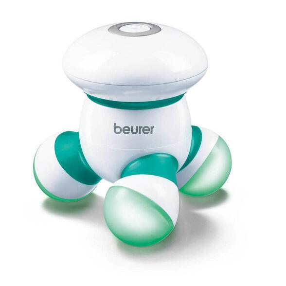 מיני מכשיר עיסוי חשמלי - עיסוי רטט עדין - בבית, במשרד או בדרכים Beurer | צבע לבחירה_ירוק, , large image number null