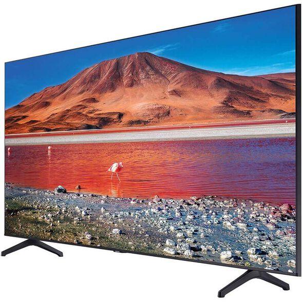 """טלוויזיה 65"""" SMART 4K HDR אינדקס החלקת תמונה 2000PQI מבית SAMSUNG דגם UE65TU7000   כולל התקנה ומתקן קיר חינם, , large image number null"""