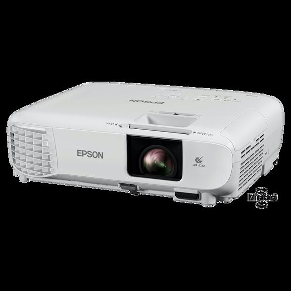 מקרן FHD בעל Miracast מובנה ו-Wi-Fi טכנולוגיית 3LCD לתצוגה של עד 300 אינץ' דגם EH-TW710 מבית Epson , , large image number null