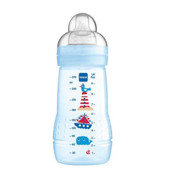 """בקבוק 270 מ""""ל   MAM_כחול, , large image number null"""