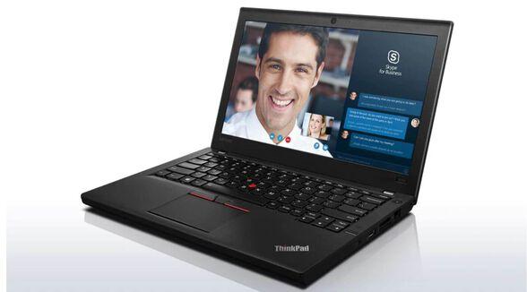 מחשב נייד Lenovo ThinkPad X260 מסך 12.5 מעבד I5 דור 6 דיסק קשיח 180SSD זיכרון 8GB - מערכת הפעלה WIN 10 , , large image number null