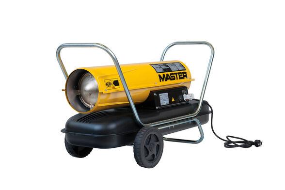 תותח חימום סולר ישיר MASTER B 100 CED direct oil heater , , large image number null