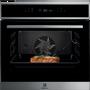 תנור בילד אין קטליטי רב תכליתי טורבו אקטיבי עם 11 מצבי בישול ואפיה תוצרת גרמניה מבית Electrolux דגם EOK6727X