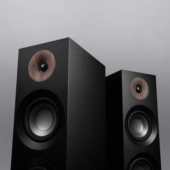 זוג רמקולים רצפתיים מעוצבים התומכים ב-Dolby Atmos דגם S 809 מבית JAMO , , large image number null