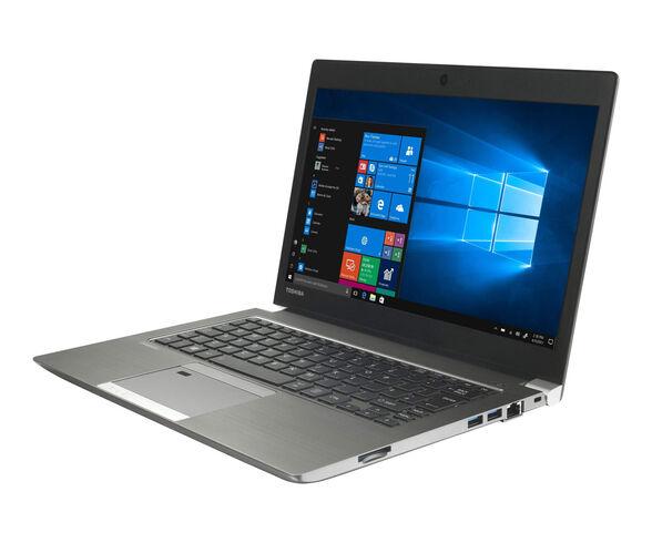 """מחשב נייד דק וקל משקל (כמו חדש) Toshiba  PORTEGE  R634 13.3"""" Core i5 4300U 8GB RAM 256GB ssd , , large image number null"""