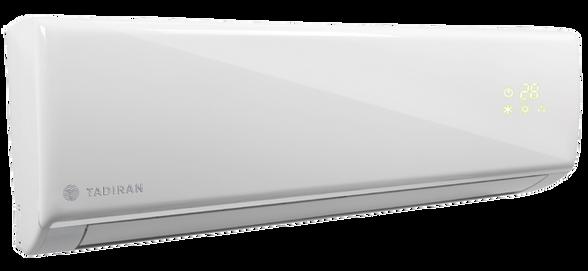 מזגן עילי בתפוקת קירור 28450BTU בטכנולוגיית 3D Airflow המפזר אוויר אחיד בחלל החדר ובעל 7 מהירויות של המאוורר הפנימי לפעולה חרישית במיוחד מבית TADIRAN דגם ALPHA PRO 35/3  , , large image number null