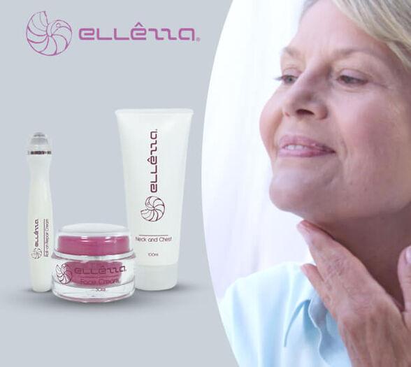 ELLEZZA אלזה - קרם לחידוש העור מתמצית חלבון החילזון, , large image number null