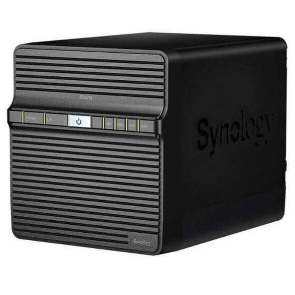 Synology NAS DS420j - מערכת אחסון רשתי , , large image number null