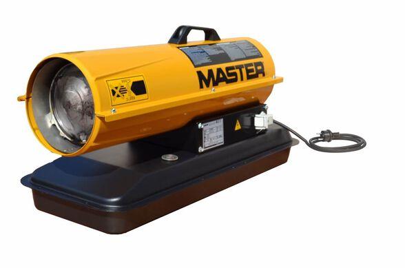 תותח חימום סולר ישיר MASTER B 70 CED direct oil heater , , large image number null