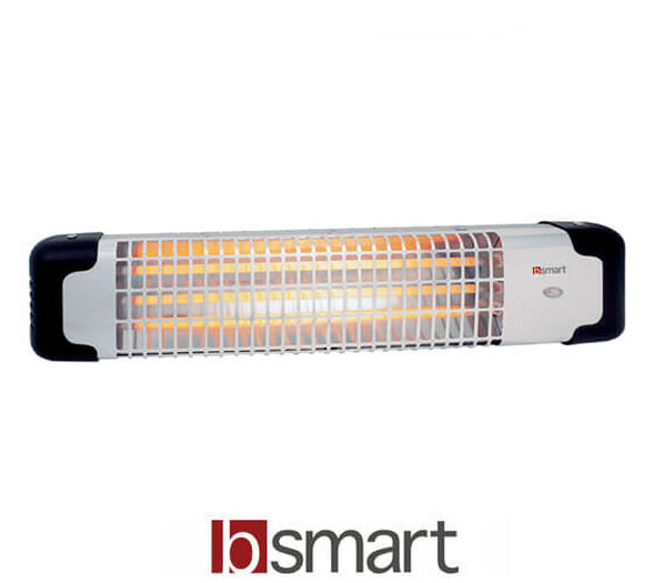 תנור אמבטיה חשמלי B-SMART דגם 63216 בהספק 1500W בעל 3 דרגות חימום - מתצוגה , , large image number null