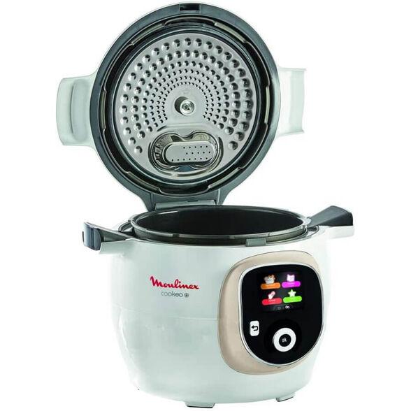 סיר בישול רב שימושי חכם 6 ליטר Moulinex מולינקס | 6 מצבי בישול | אפליקציית My Cookeo , , large image number null