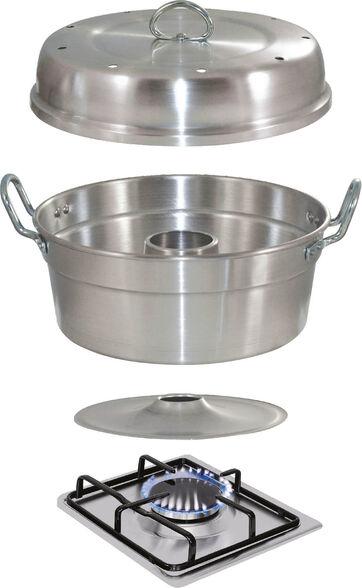סיר פלא עמיד ורב תכליתי   מושלם לבישול על כיריים    בישול/אפייה בתנור   2 גדלים לבחירה, , large image number null