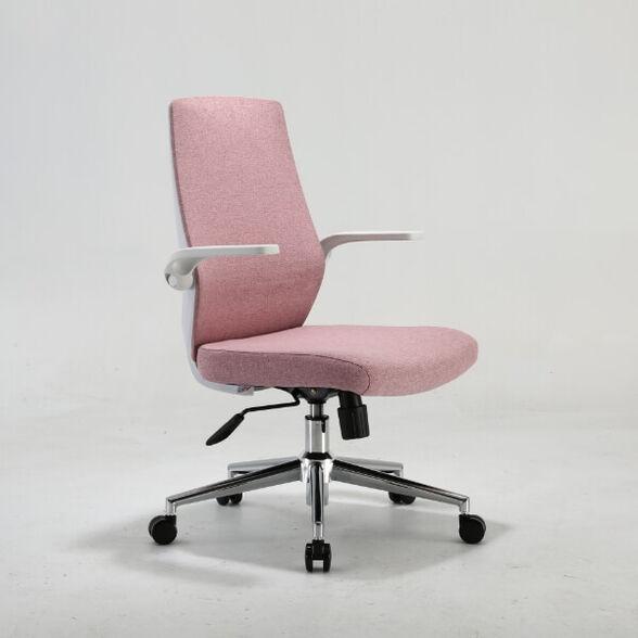 כסא משרדי ארגונומי STUDENT X_ורוד, , large image number null