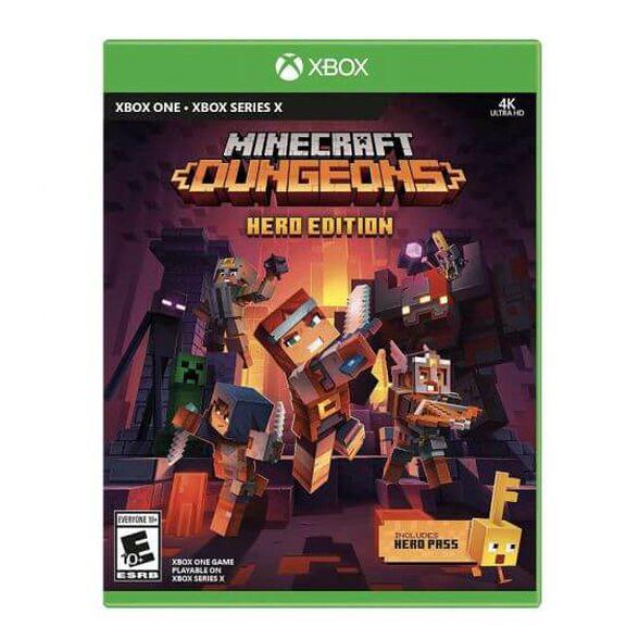 משחק לקונסולת XBOX דגם Minecraft Dungeons, , large image number null