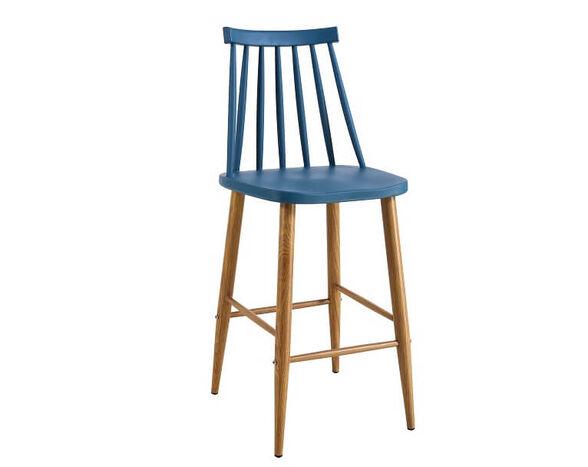 כסא בר דגם 7037 מבית TAKE IT_טורקיז, , large image number null