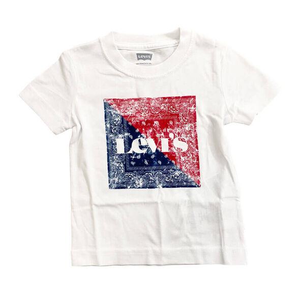 חולצת טישרט ליוויס קצרה Short Sleeve Graphic Tee Shirt ילדים, , large image number null