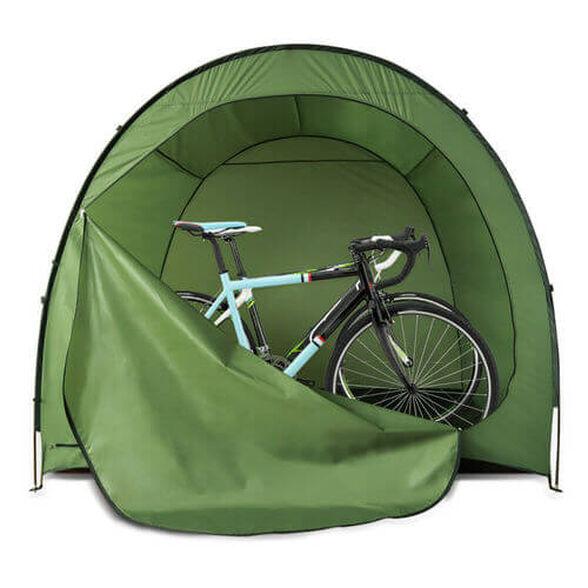 אוהל אחסון אופניים נייד כולל תיק נשיאה, , large image number null