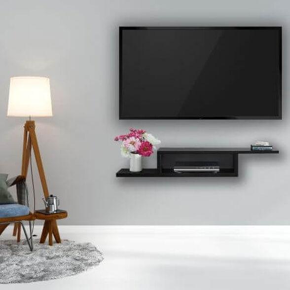 מזנון טלויזיה צף בגודל 1.20 מטר   מבית Geva Design, , large image number null
