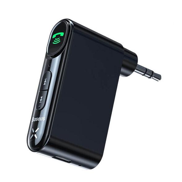 מקלט / מתאם בלוטוס 5.0  BLUETOOTH  - אידיאלי לרכב - המאפשר האזנה ממכשירי סמארטפון/מחשבים במערכת השמע , , large image number null