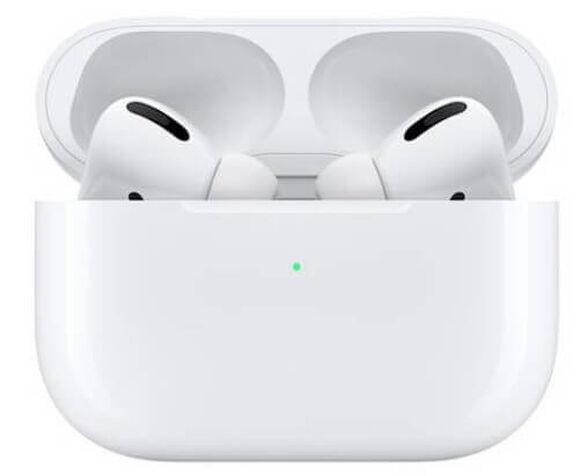 אוזניות אלחוטיות Apple AirPods Pro כולל כיסוי עם טעינה אלחוטית , , large image number null